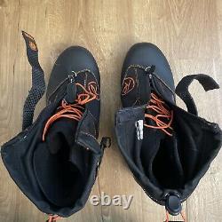 $199 Rossignol Cross Country Ski Boot X5 OT, Mens Size 44 Nordic XC