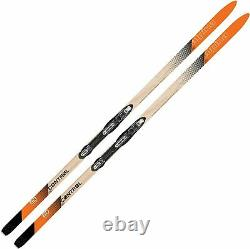 2020 Alpina Control 60 NIS Cross Country Ski with Rottefella Auto Binding NEW