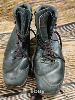 ALFA Touring Cross Country Backcountry Ski Boots Size EU44 NNN-BC P