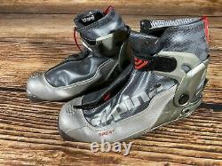 ALPINA Skate Sport Comet Combi Nordic Cross Country Ski Boots Size EU40 NNN