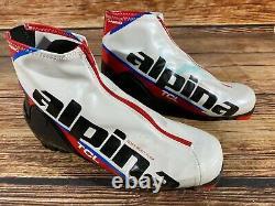 ALPINA TCL Nordic Cross Country Ski Boots Size EU45 for NNN bindings