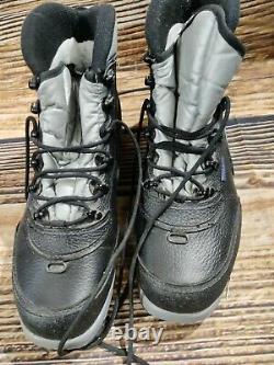 ALPINA Touring Backcountry Cross Country Ski Boots Size EU43 NNN BC