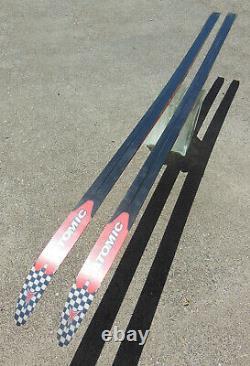 ATOMIC BETA RACE SKATE CROSS-COUNTRY XC SKIS, 190cm, WARM