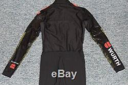 Adidas Biathlon Cross Country XC Ski Race Suit Langlauf Rennanzug D34 S Women
