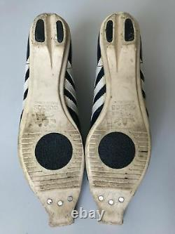 Adidas CRYSTAL Vintage Retro Ski Boots Shoes Cross Country Made in France 80s