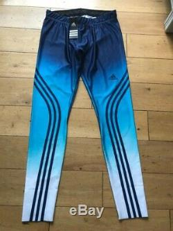 Adidas Pro Elite Men's Skiing /cross Country Race Tights Nwt Size 26 Uk/us Xs