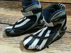 Adidas Skate Lite Nordic Cross Country Ski Boots Size EU38 2/3 for SNS Pilot