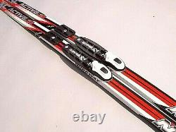 Adult Waxless Skis NNN Bindings by Rottefella Cross Country XC Nordic
