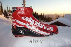 Alpina CCL+ Marathon VERY RARE Cross Country Ski Boots ALL SIZES NEW IN BOX