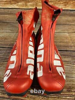 Alpina ECL Elite Nordic Cross Country Ski Boots Size EU45 for NNN bindings