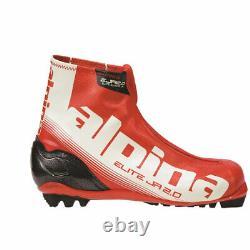 Alpina ECL JR 2.0 Elite Classic Nordic cross country NNN ski boots, many sizes