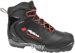 Alpina Nansen Leather Back-Country Nordic Cross-Country Ski Boots Size 35 & 47