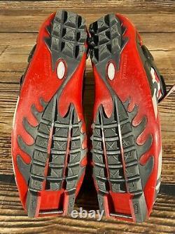 Alpina RCO Racing Nordic Cross Country Ski Boots Size EU43 for NNN bindings