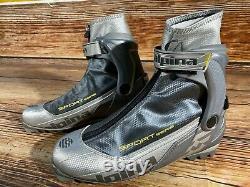 Alpina SR40 Nordic Cross Country Ski Boots Size EU45 NNN