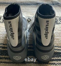 Alpina Ski Boots T10 men's size 9.5 US NNN Cross Country Ski Boots US 9.5