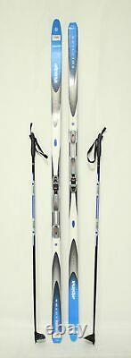 Alpina Solution Adult Cross Country Skis 195 cm Used