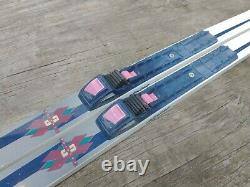 Alpina Waxless 180 cm Cross Country Ski NNN Rottefella Bindings Nordic XC