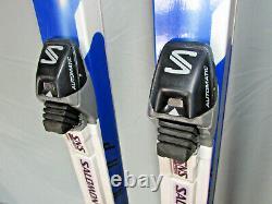 Atomic ATC TRICONE cross country skis 191cm with Salomon Profil SNS xc bindings