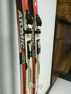 Atomic Pro Skate 190 cm Ski + Atomic Pilot Sport Skate SNS Binding Cross Country