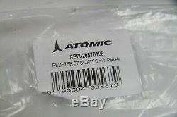Atomic Redster C7 (2 Skintec Sets) Cross Country Ski 198 cm 154-198Lbs A1007