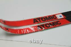 Atomic Redster C9 Cold Classic Race Cross Country Ski 202 cm 146-165 Lbs A1011