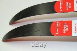 Atomic Redster Skintec Classic SKI 205 cm 154-187 LBs B1106 Scratches on tips