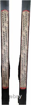 Atomic Redster Skintec Cross Country Ski's with Rottefella Xcelerator Pro Bin