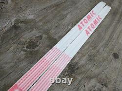 Atomic Tricone 190cm Waxless Cross Country Ski SNS Salomon Profil Binding Nordic