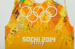 BIB SOCHI 2014 Olympics Nordic combined Ski Jumping Cross Country Original Rare
