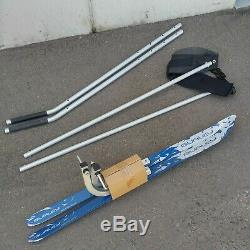 Burley Ski Kit cross country ski kit child trailer