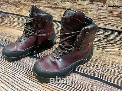 CRISPI GTX Leather Cross Country Nordic Backcountry Ski Boots Size EU39 BC NNN