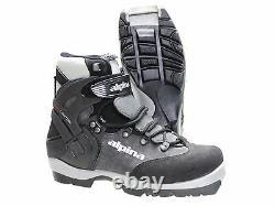 Cross Country Shoe Ski ALPINA Back Size 36 37 47 48 Binding Nnn S-N 7