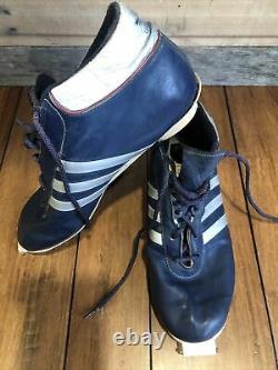 Cross Country Ski Boots Rare Adidas Grainaus XC Men's Size 10.5 Vintage 75529-10