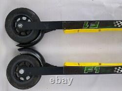Elpex F1 Roller Skis Skates Salomon Skate SNS Profil Cross Country Training T3