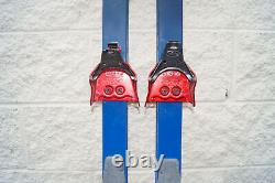 FISCHER CROWN Cross Country Skis 169 CN FISCHER SKIS 169 WITH VOILE BINDINGS