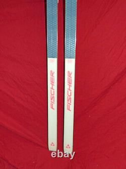 FISCHER Europa 99 Crown XC 200cm Cross-Country SKIS Rottefella NNN-BC Bindings