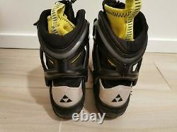 FISCHER RC3 Skate Nordic Cross Country Ski Boots Size EU43 for NNN bindings