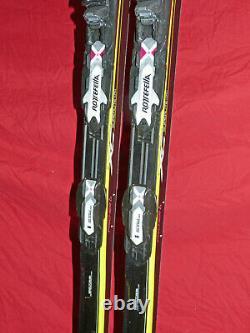FISCHER Superlite Wax XC 197cm Cross-Country SKIS Rottefella NNN Bindings