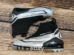 FISCHER XC Comfort Nordic Cross Country Ski Boots Combi Size EU43 NNN, Rottefella