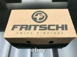 FRITSCHI Vipec EVO 12 110 AT Ski Binding Set In Original Box- New in box 003644