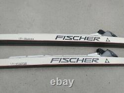 Fischer 177cm Control Skate Cross Country Ski SNS Salomon Profil Bindings Nordic