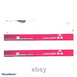 Fischer BC Country Crown Skis Cross Country Skis 205cm