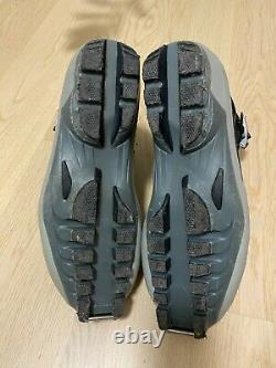 Fischer Combi 5000 Nordic Cross Country Ski Boots Size EU44 for NNN bindings