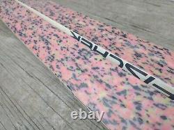 Fischer Crown Waxless 185cm Cross Country Ski SNS Salomon Profil Bindings Nordic