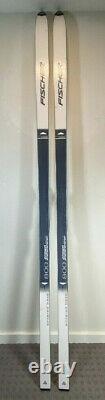 Fischer Europa BCX Crown 800 199CM Cross Country Skis Rossignol NNN BC Bindings