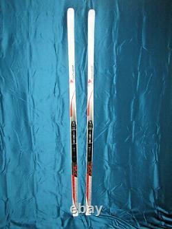 Fischer Jupiter Control cross country skis 186cm with Fischer SNS xc ski bindings