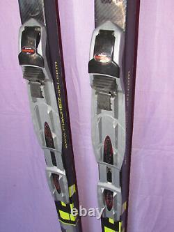 Fischer Pacer SKATE jr cross country skis 151cm w Rottefella SKATE NNN bindings
