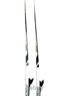 Fischer RCS Classic Cold Yellow Size 197cm Skate Cross Country XC Skis