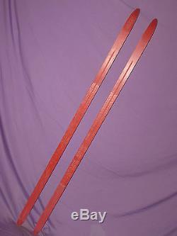 Fischer RCS Sprint Crown cross country skis 170cm with Salomon Profil xc bindings
