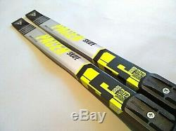 Fischer Skate Waxable 151cm Skis Cross Country Nordic NNN Rottefella Binding